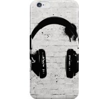 Headphone iPhone Case/Skin