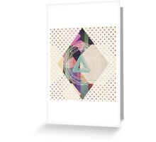 Impossible triangle Greeting Card