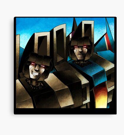 transformers seekers 2 Canvas Print