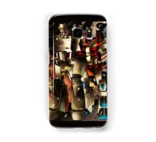 Megatron ft starscream Samsung Galaxy Case/Skin