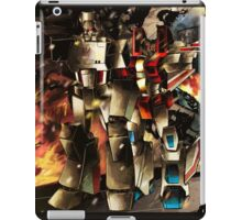 Megatron ft starscream iPad Case/Skin