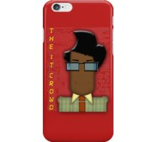 it crowd tee iPhone Case/Skin