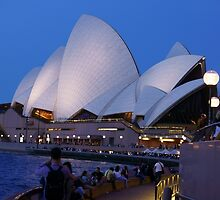 The Opera House by Deborah McGrath