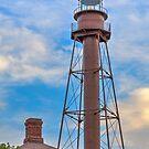 Florida's Sanibel Island Lighthouse by Kenneth Keifer