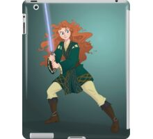 Aye, the Force is Strong With This One iPad Case/Skin