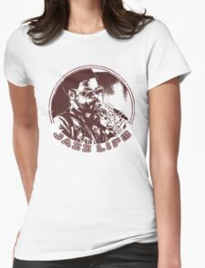 Roland Kirk Womens Fitted T-Shirt