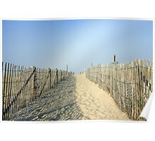 Nauset Beach Poster