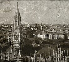 Faded Memories-Munich by Jeff Clark