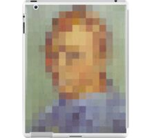 pixel van gogh iPad Case/Skin