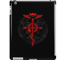 Full of Alchemy - Fullmetal Alchemist Flamel iPad Case/Skin