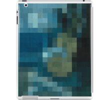 pixel picasso iPad Case/Skin