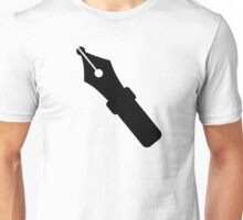 Black pen Unisex T-Shirt