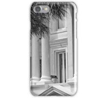 4 South Battery Street  (B&W) iPhone Case/Skin