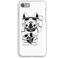 Lucky Trooper Cat iPhone Case/Skin