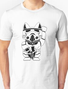 Lucky Trooper Cat T-Shirt