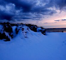 Winters Sunset by Christopher Keough