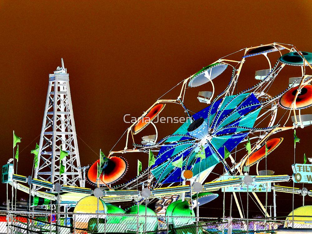The Fair by Carla Jensen