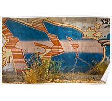 FB Graffitti Poster