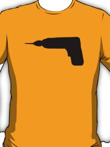 Cordless screwdriver drill machine T-Shirt