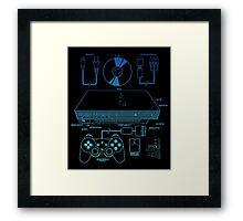 PSX2 Framed Print