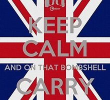 Top Gear Bombshell by kolalo