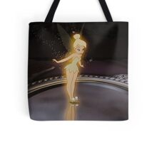 Tinker Standing on a mirror Tote Bag