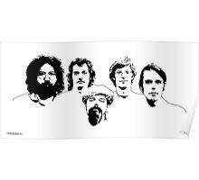 Band Beyond Description Poster