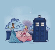The Princess and the Doctor Kids Clothes