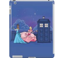 The Princess and the Doctor iPad Case/Skin