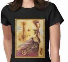 Dreaming Cover Art: Nobles: The Shining Host Womens Fitted T-Shirt