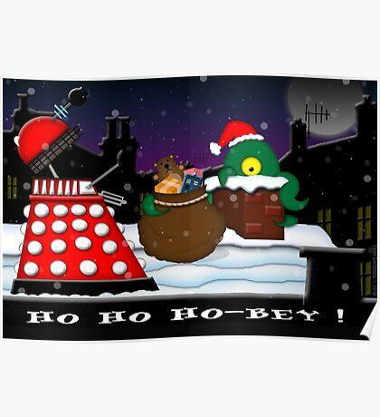 Ho ho ho-bey! Poster