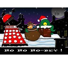 Ho ho ho-bey! Photographic Print