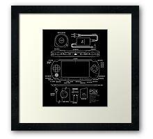 PSX Portable Framed Print