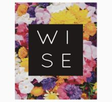 Flower WISE Shirt by WISE-BCC