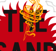 Game of Thrones The Sand Snakes of House Martell Sticker