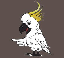 Maurie The Cockatoo by Maestro99