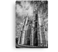 York Minster Canvas Print