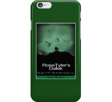 Rose Tyler's Dalek iPhone Case/Skin