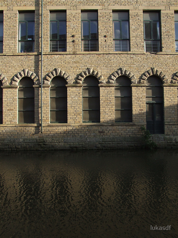Salts Mill (3) by lukasdf