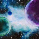 space (4) by marlene freimanis