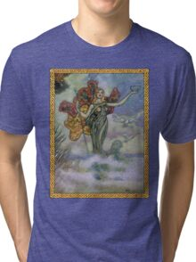 Dreaming Art: Lost Dreams Part 2 Tri-blend T-Shirt