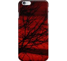 Under the Killing Moon iPhone Case/Skin
