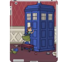 Who Wants to Build a Snowman? iPad Case/Skin