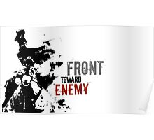 Front Toward Enemy Poster