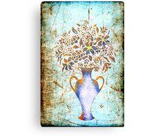 Rustic Bouquet Canvas Print