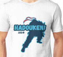 Street Fighter - Ryu - Hadoken Unisex T-Shirt