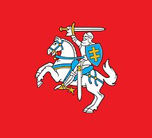 Lithuanian Coat of Arms by Andrewdotcom