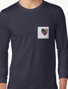 Love Fruits and Vegetables  Long Sleeve T-Shirt
