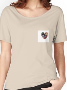 Love Fruits and Vegetables  Women's Relaxed Fit T-Shirt
