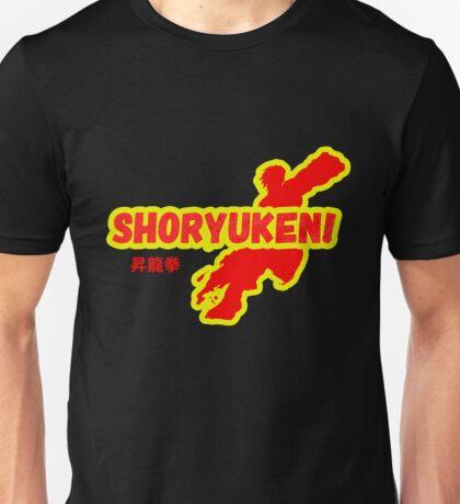 Street Fighter - Ken - Shoryuken Unisex T-Shirt